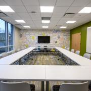 Large meeting room real